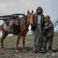 afghanistan - riding the wakhan corridor