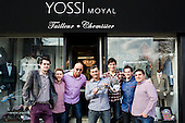 Chris & Friends at Yossi Moyal 2014-04-25