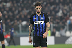 December 7, 2018 - Milan, Piedmont, Italy - Sime Vrsaljko (FC Internazionale) during the Serie A football match between Juventus FC and FC Internazionale at Allianz Stadium on December 07, 2018 in Turin, Italy..Juventus won 1-0 over Internazionale. (Credit Image: © Massimiliano Ferraro/NurPhoto via ZUMA Press)
