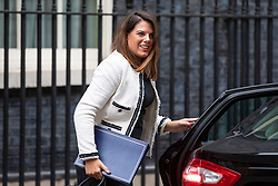 © Licensed to London News Pictures. 05/06/2018. London, UK. Minister of State for Immigration Caroline Noakes arrives on Downing Street for the Cabinet meeting. Photo credit: Rob Pinney/LNP