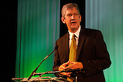Tom Davis at Ohio University Alumni Association's Annual Awards Gala at Baker University Center on October 11, 2013.