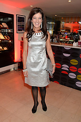 VICTORIA HISLOP at the Costa Book Awards 2013 held at Quaglino's, 16 Bury Street, London on 28th January 2014.