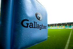 A general view of Franklin's Gardens, home to Northampton Saints - Mandatory by-line: Robbie Stephenson/JMP - 26/10/2019 - RUGBY - Franklin's Gardens - Northampton, England - Northampton Saints v Worcester Warriors - Gallagher Premiership Rugby