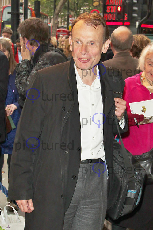 LONDON - MAY 18: Andrew Marr at the Press Night for Abigail's Party at Wyndham's Theatre