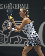 Denisa Allertova (CZE) during the WTA Generali Ladies Open at TipsArena, Linz<br /> Picture by EXPA Pictures/Focus Images Ltd 07814482222<br /> 11/10/2016<br /> *** UK & IRELAND ONLY ***<br /> <br /> EXPA-REI-161011-5005.jpg