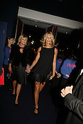 Fran Macpherson and her daughter Elle Macpherson,  Emporio Armani Red One Night Only. Brompton Hall, Earls Court. London. 21 September 2006.  . ONE TIME USE ONLY - DO NOT ARCHIVE  © Copyright Photograph by Dafydd Jones 66 Stockwell Park Rd. London SW9 0DA Tel 020 7733 0108 www.dafjones.com