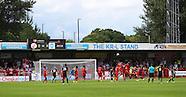 Crawley Town v Brighton & Hove Albion   16/07/2016