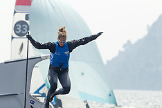 2014 Eurolymp   49erFX  day 3