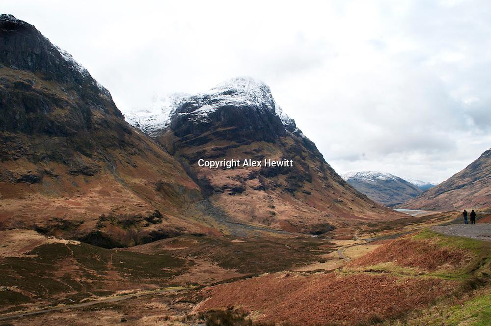 Glencoe, Scotland..Pic by Alex Hewitt.07789 871540.alex.hewitt@gmail.com
