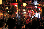 Inside Temple Bar pub, Dublin city centre, Ireland, Republic of Ireland