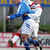 St Johnstone v Airdrie United...04.03.06.<br />