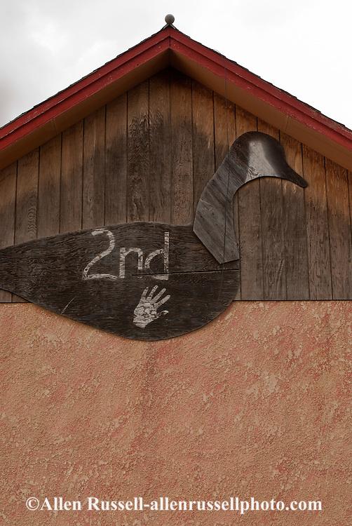 Second Hand Store, Havre, Montana