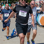 NLD/Amsterdam/20180701 - Evers staat op Run 2018, Sander Lantinga