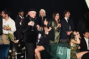 ELLEN VON UNWORTH, SASHA LILIC, , Natalia Vodianova, Naked Heart Foundation and LUISAVIAROMA, host the Fabulous Fund Fair, Roundhouse, Camden. London. 18 February 2019
