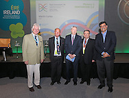 20/5/13 *NO REPRO FEE*Pictured at the Open Innovation 2.0 Conference on Sustainable Economy and Society at Dublin Castle today were Pic:Marc O'Sullivan