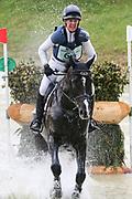 Yacabo Bk ridden by Nicola Wilson in the Equi-Trek CCI-L4* Cross Country during the Bramham International Horse Trials 2019 at Bramham Park, Bramham, United Kingdom on 8 June 2019.