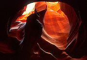 ARIZONA, GLEN CANYON Antelope Canyon, near Page
