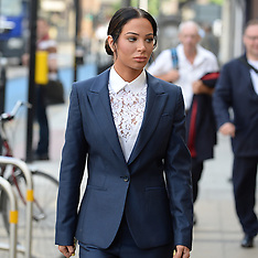 JUL 25 2014 Tulisa Contostavlos assault trial
