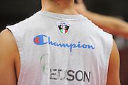 Danzica - Polonia 05 Agosto 2012 - TORNEO INTERNAZIONALE SOPOT CUP - Allenamento<br /> Nella Foto : LUCA VITALI<br /> Foto Ciamillo