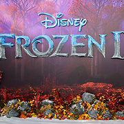 Celebrities attend European Premiere of Frozen 2 on 17 November 2019, BFI Southbank, London, UK.