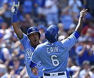 Kansas City Royals v Boston Red Sox - 21 June 2017
