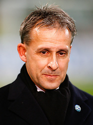 25.02.2010, Volkswagen Arena, Wolfsburg, GER, 1.FBL, VfL Wolfsburg vs Borussia Moenchengladbach, im Bild Pierre Littbarski (Chef-Trainer Wolfsburg).EXPA Pictures © 2011, PhotoCredit: EXPA/ nph/  Schrader       ****** out of GER / SWE / CRO  / BEL ******