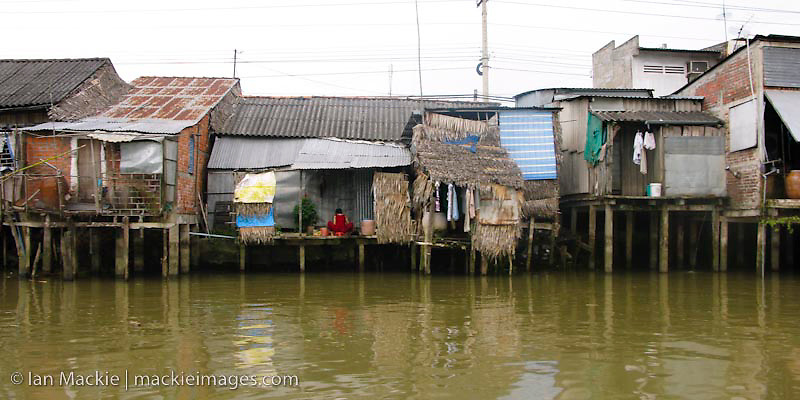 Our 1st venture outside of Saigon included a 3-day tour of the Mekong River Delta