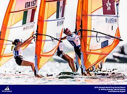 From 27 January to 3 February 2019, Miami will host sailors for the second round of the 2019 Hempel World Cup Series in Coconut Grove. More than 650 sailors from 60 nations will race across the 10 Olympic Events.<br /> &copy;PEDRO MARTINEZ/SAILING ENERGY/WORLD SAILING<br /> 01 February, 2019.