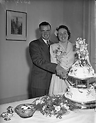 29/07/1953<br /> 07/29/1953<br /> 29 July 1953<br /> <br /> Wedding - Toland-Harkin at Dundrum Catholic Church and Clonlea, Dundrum