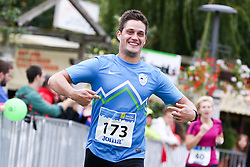 Tomislav Pucnik competes during 3. Konjiski maraton / 3rd Marathon of Slovenske Konjice, on September 27, 2015 in Slovenske Konjice, Slovenia. Photo by Urban Urbanc / Sportida