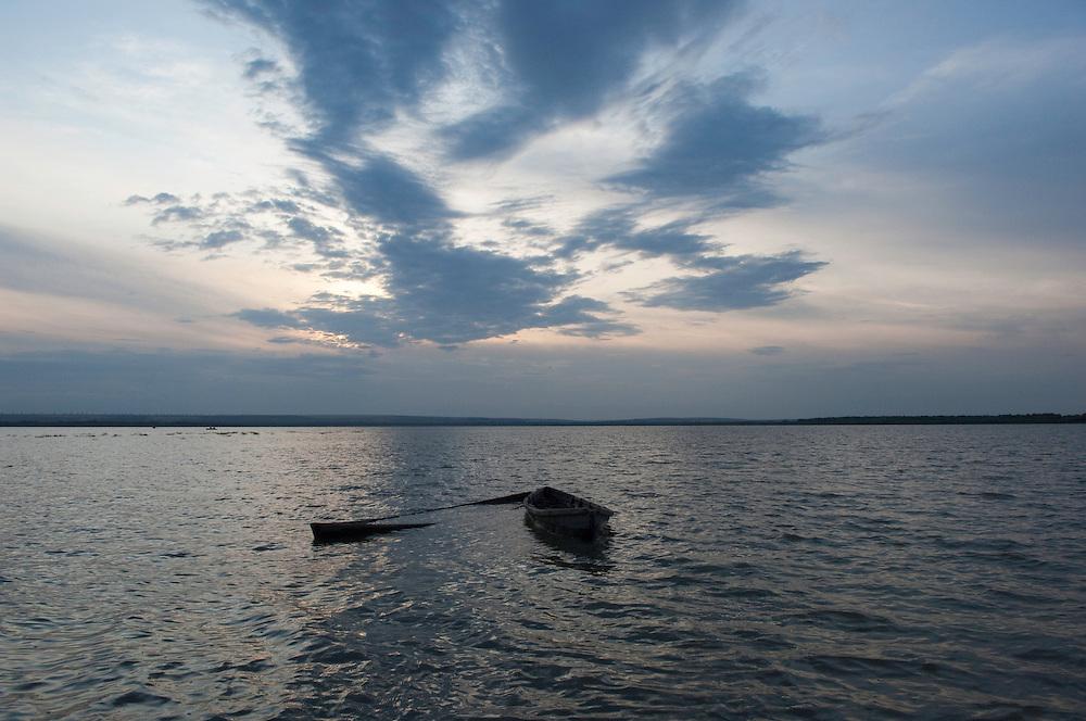 Lake Belau, Moldova