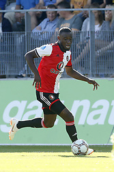 Lutsharel Geertruida of Feyenoord during the Uhrencup match between BSC Young Boys and Feyenoord at the Tissot Arena on July 11, 2018 in Biel, Switzerland