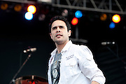 Trapt performing at Rock on the Range at Crew Stadium in Columbus, OH on May 22, 2011