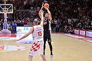 Mitchell Watt<br /> The FlexX Pistoia Basket - Pasta Reggia Juve Caserta<br /> Lega Basket Serie A 2016/2017<br /> Pistoia 13/02/2017<br /> Foto Ciamillo-Castoria