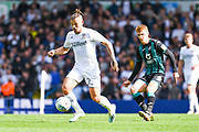 Leeds United midfielder Kalvin Phillips (23) during the EFL Sky Bet Championship match between Leeds United and Swansea City at Elland Road, Leeds, England on 31 August 2019.