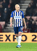 Aaron Mooy (18) of Brighton and Hove Albion during the Premier League match between Bournemouth and Brighton and Hove Albion at the Vitality Stadium, Bournemouth, England on 21 January 2020.