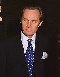 The MARQUESS OF DOURO at a reception in London on 16th March 1999.MPI 4