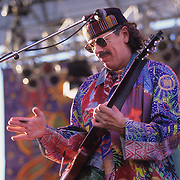 Carlos Santana plays The Gorge Ampitheater in George, Wa. on 9-9-1995