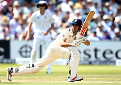 Alastair Cook of England - Mandatory by-line: Robbie Stephenson/JMP - 08/07/2017 - CRICKET - Lords - London, United Kingdom - England v South Africa - Investec Test Series