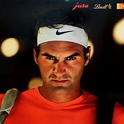 Cover Photograph: Official Roger Federer Calendar - 2016