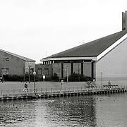 NLD/Huizen/19920110 - Meentkerk Bovenmaatweg Huizen Ext