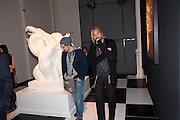 MAURENI RUSCONI; MARCO PEREGO, La Mania launch party. The Royal Academy. Burlington St. London. 16 February 2012.