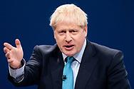Boris Johnson MP, Prime Minister