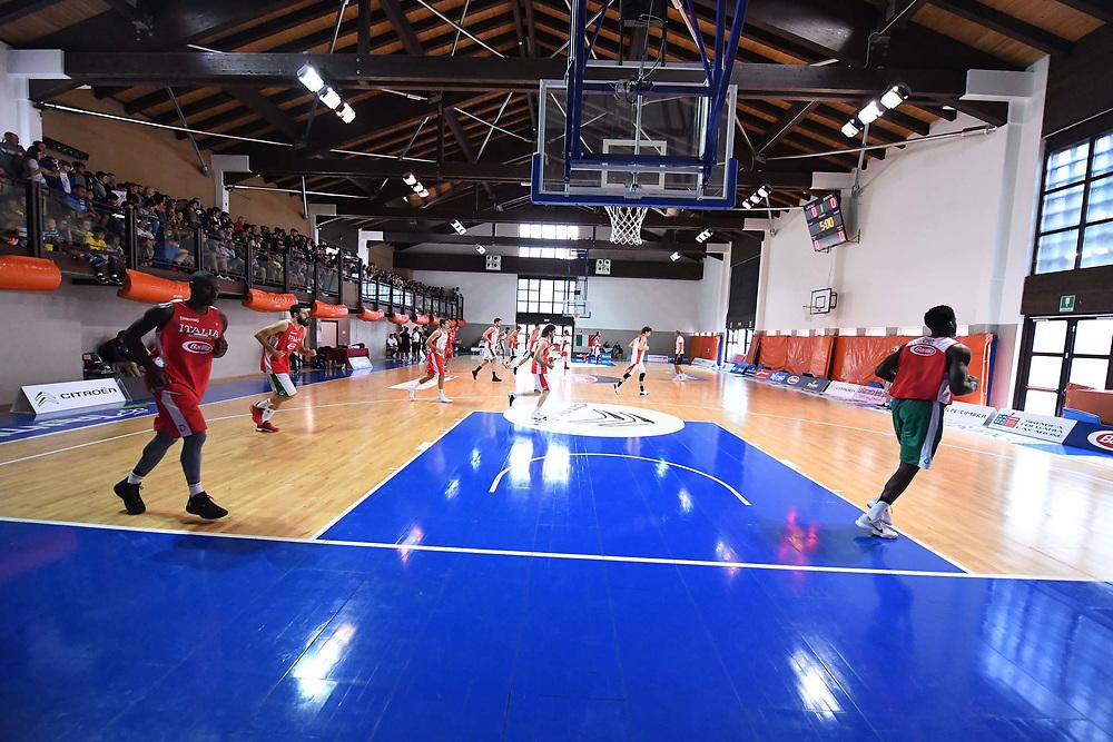 Squadra<br /> Raduno Nazionale Maschile Senior<br /> Allenamento pomeriggio<br /> Folgaria, 26/07/2017<br /> Foto Ciamillo-Castoria/ GiulioCiamillo