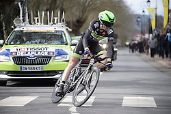 06.03.2016, Conflans-Sainte-Honorine, FRA, Paris Nizza, Prolog, im Bild gallopin tony fra // during the Prolog of Paris-Nice Cycling Tour at Conflans-Sainte-Honorine, France on 2016/03/06. EXPA Pictures © 2016, PhotoCredit: EXPA/ Pressesports/ PAPON BERNARD<br /> <br /> *****ATTENTION - for AUT, SLO, CRO, SRB, BIH, MAZ, POL only*****