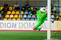 David Sugic of Tabor during football match between NK Domzale and NK CB24 Tabor Sezana in 31st Round of Prva liga Telekom Slovenije 2019/20, on July 3, 2020 in Sports park, Domzale, Slovenia. Photo by Vid Ponikvar / Sportida