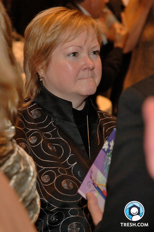 Judy Shepard following the Tenth Annual HRC National Dinner