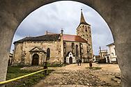Cetatea Aiudului at Aiud, Romania