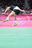 Lee Chong Wei, Malaysia, Mens Snigles, Olympic Badminton London Wembley 2012