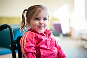 McKayla Sanders Humans of Gillette photographs at Gillette Children's Speciality Healthcare in Saint Paul, Minnesota on Thursday, Jan. 16, 2020.